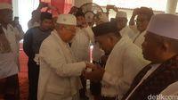 Ulama Banten Selatan bertemu Ma'ruf Amin.