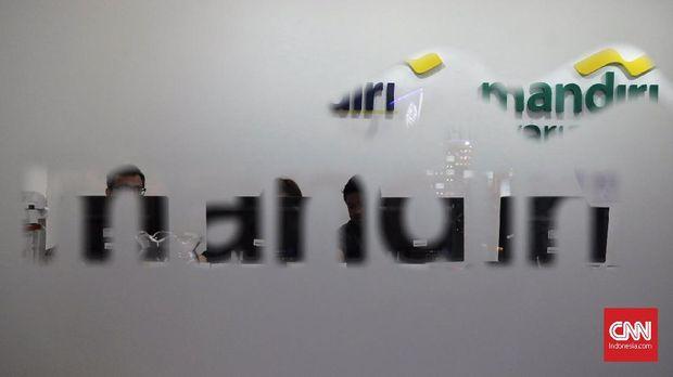 Rumor Akuisisi Kerek Saham Bank Mandiri dan Bank Permata