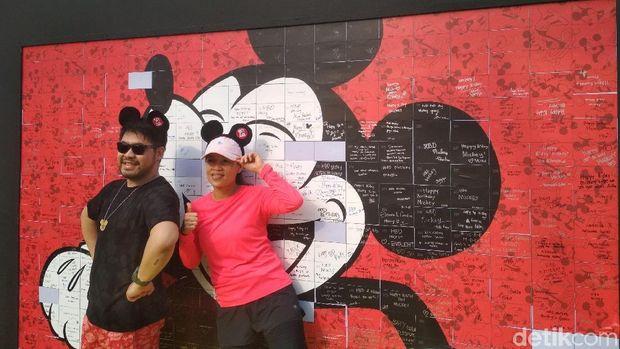 Ultah ke-90 tahun, Mickey Mouse Terbukti Tetap Eksis