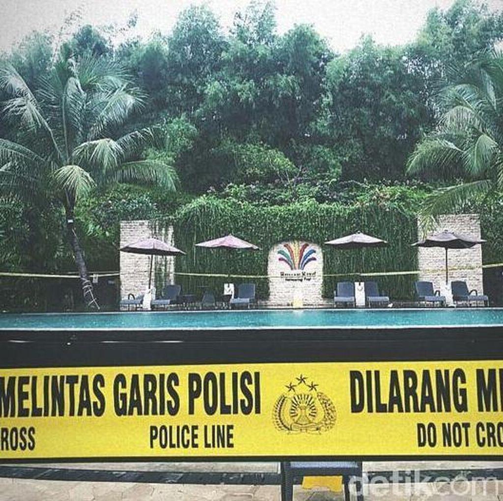 2 Bocah Tewas Tersengat Listrik di Kolam, Polisi Periksa Manager Hotel