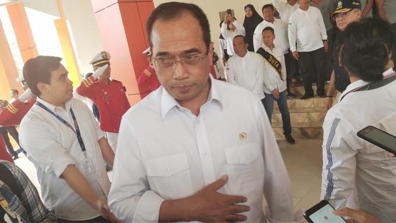 Menhub: Aspirasi Aliando Sudah Disampaikan ke Presiden Jokowi