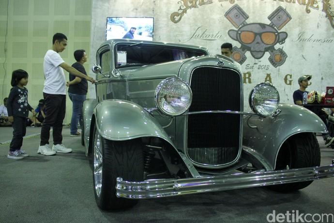 Bamsoet Kepincut Mobil Modif Ratusan Juta