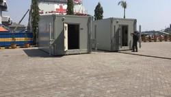 Kapal Bantu Rumah Sakit hasil modifikasi KRI Semarang segera beroperasi, mendampingi pendahulunya KRI dr. Soeharso.