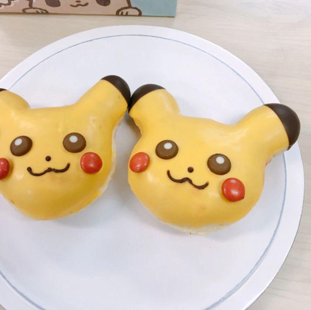 Setelah Ditarik karena Bentuknya Aneh, Donat Pikachu Kembali Dijual