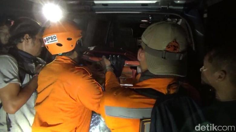 Mahasiswa Tewas Terjatuh di Gua Tasikmalaya Dimakamkan