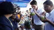 Momen Kulineran PM Kanada hingga Rp 50 Ribu untuk Belanja Makanan