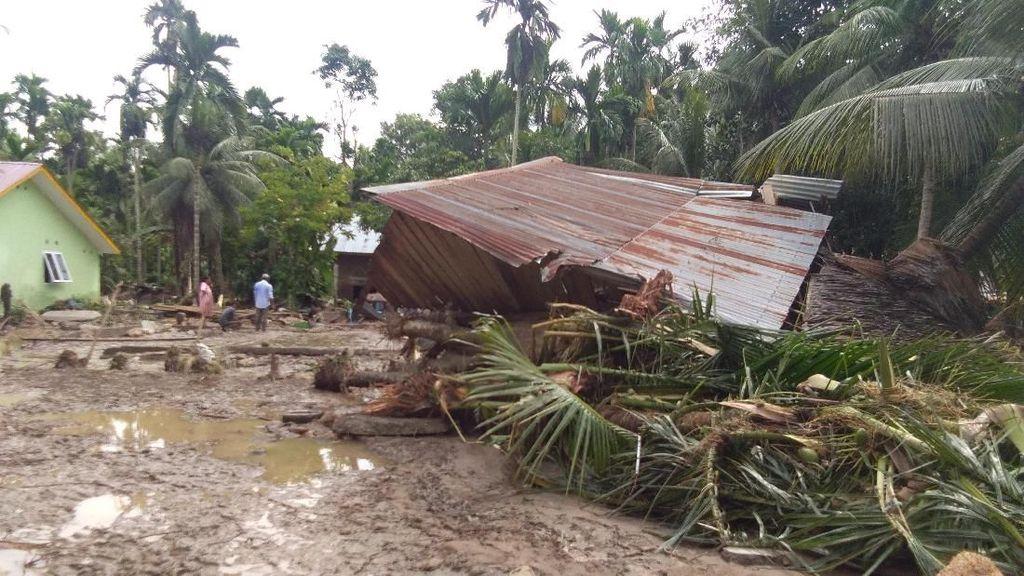 Cegah Banjir Susulan di Aceh Utara, Tanggul Darurat Dibuat