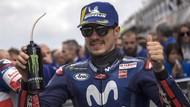 Vinales Targetkan Tujuh Besar di MotoGP Valencia