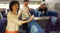 Apa Saja Latihan Pramugari Singapore Airlines?