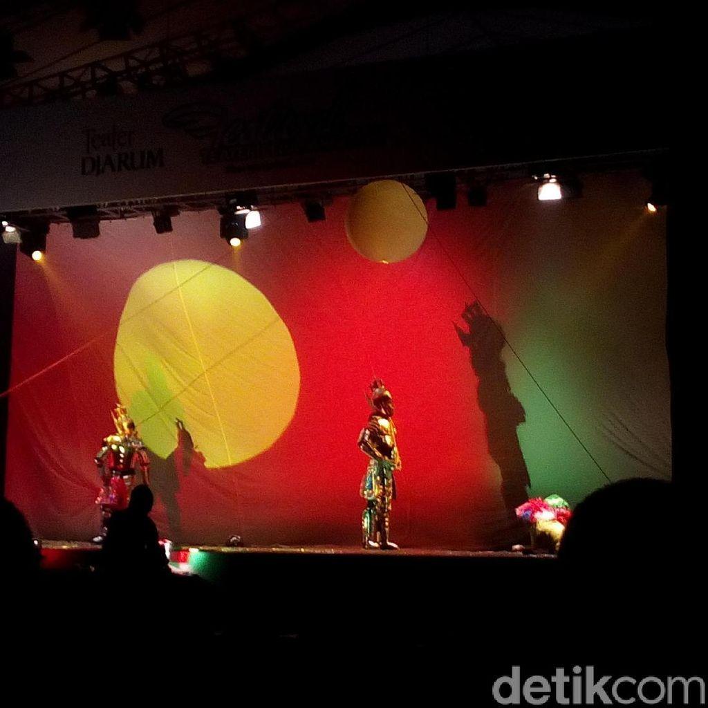 Terbaik di Jerman, Teater Tanah Air Pentaskan lagi Lakon Help di Kudus