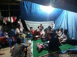 Mamasa Masih Diguncang Gempa, Pengungsi Mulai Kekurangan Logistik
