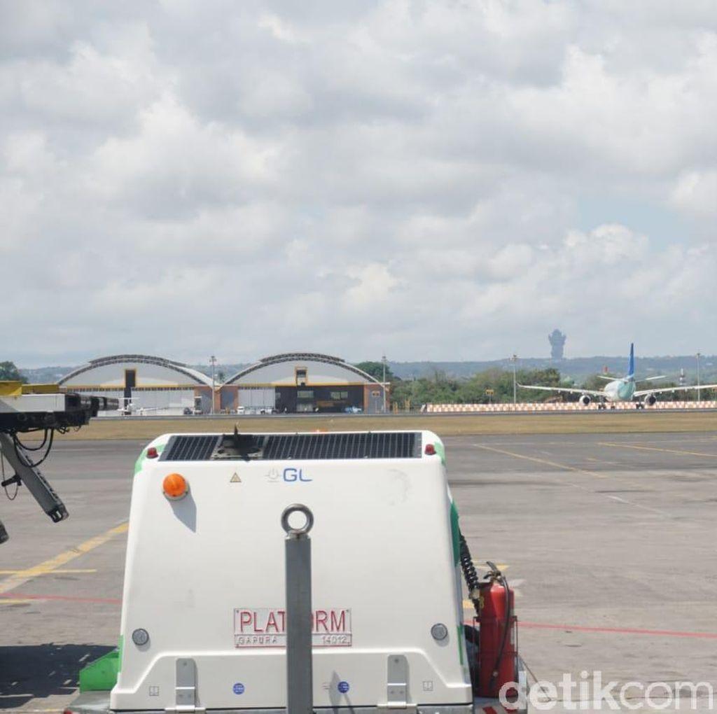 Penjelasan Citilink Soal Tiket Emak-emak Penerobos Apron Bandara Bali