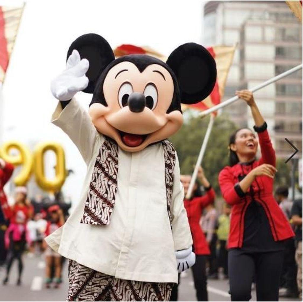Masih Ada Kesempatan Ikut Pencarian Fans Terberat Mickey Mouse!