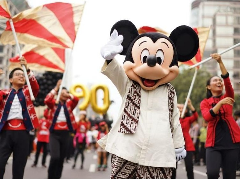 Foto: Disney Indonesia
