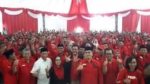 Bupati Lamongan Hadiri Konsolidasi PDIP, Dukung Jokowi-Maruf?