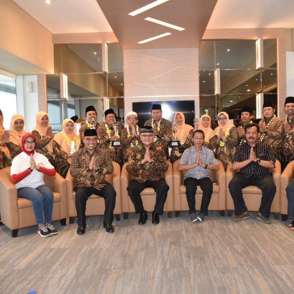 Kafilah MTQ IV Korpri Jateng Sabet Juara II Nasional