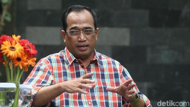 Menteri Perhubungan Budi Karya Sumadi/Foto: Ari Saputra