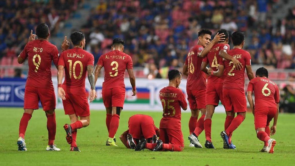 Peringkat Indonesia Paling Rendah, Bagaimana Peluangnya di Pra Piala Dunia?