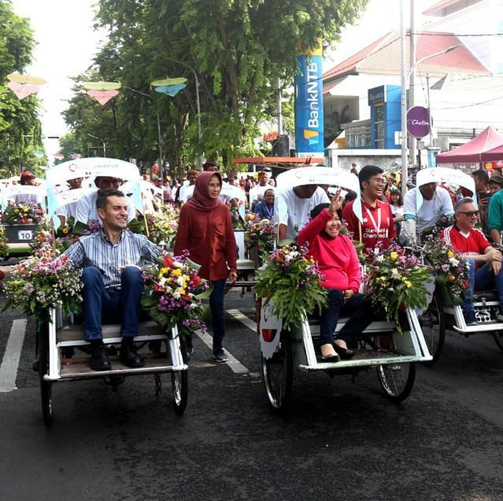 Wawali Liverpool Antusias dengan CFD di Surabaya, Ini Komentarnya