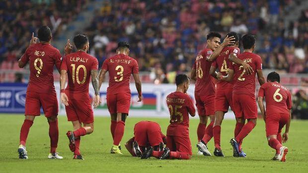 Timnas Indonesia masih akan menghadapi satu laga tersisa melawan Filipina.