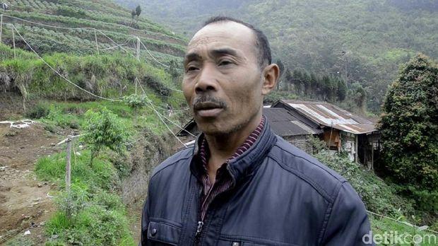 Bupati pun 'Hilang Jabatan' di 'Kampung Hilang' Sigandul Dieng