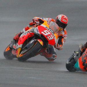 MotoGP Valencia yang Brutal: 44 Pebalap Crash di Tiga Kelas