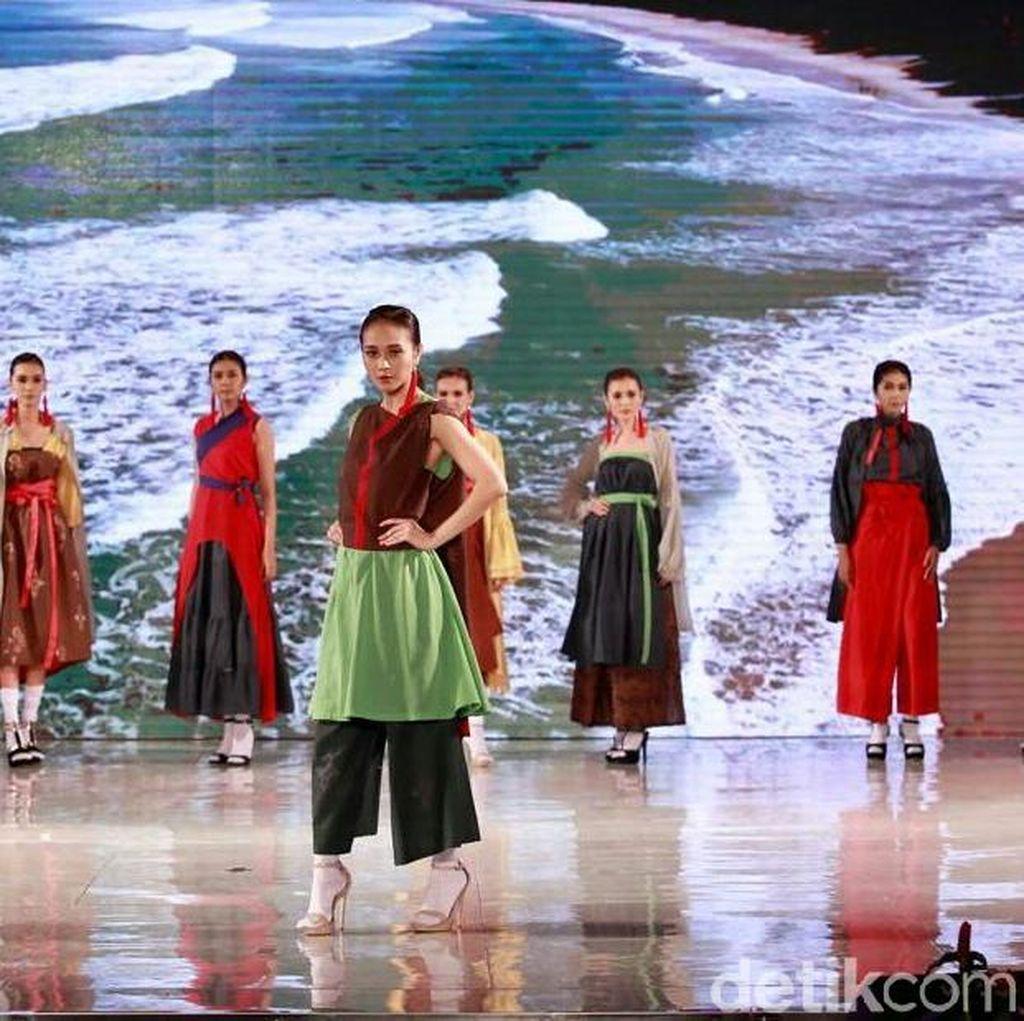 Etalase Keindahan Mahakarya Hadir di Banyuwangi Batik Festival