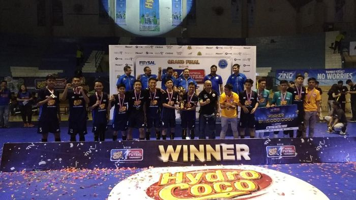 Hydro Coco Cup National Futsal Tournament 2018 (Foto: Prima Fauzi/Detikcom)