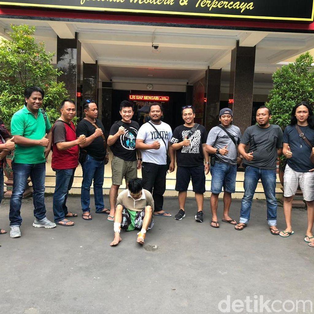 Pencuri Spesialis Coblos Ban ke Turis di Bali Ditangkap