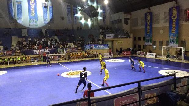 SMANKO Bengkulu Juarai Futsal Sekolah Menengan Atas se-Indonesia