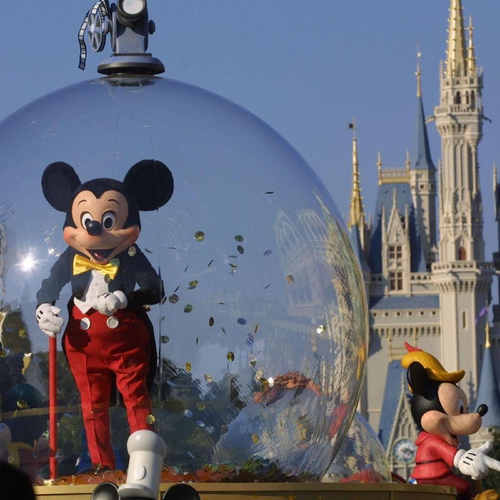 Di Balik Disney Beli Fox dengan Harga Fantastis Rp 1.000 Triliun