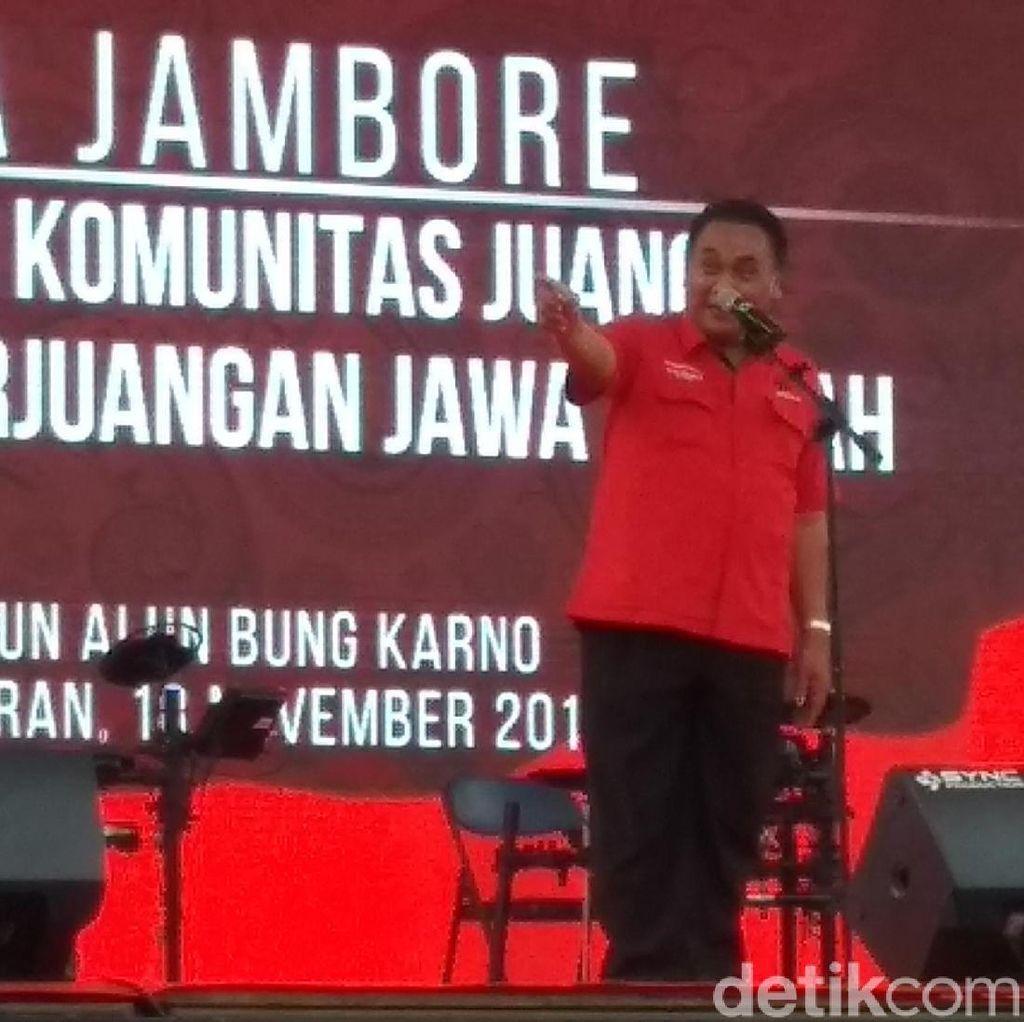 PDIP Maafkan Pemasang, Pemilik Poster Raja Jokowi Masih Dicari