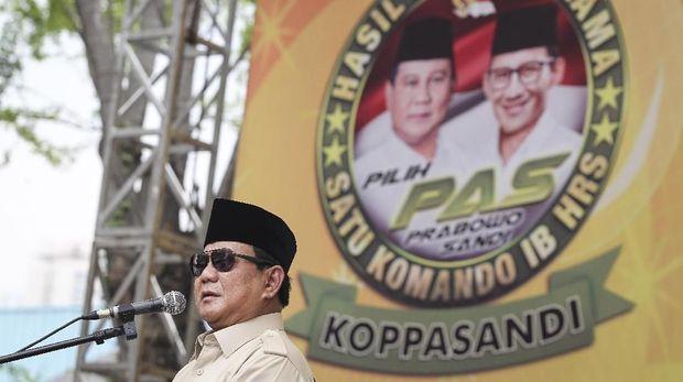 Capres Prabowo Subianto disebut punya keunggulan di media sosial berkat kekompakan pendukungnya memviralkan suatu isu, meski tak punya banyak isu orisinal.