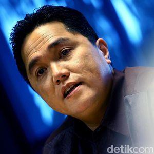 Infrastruktur Jokowi Dikritik, Erick Thohir: Ekonomi RI Ranking 3 G20