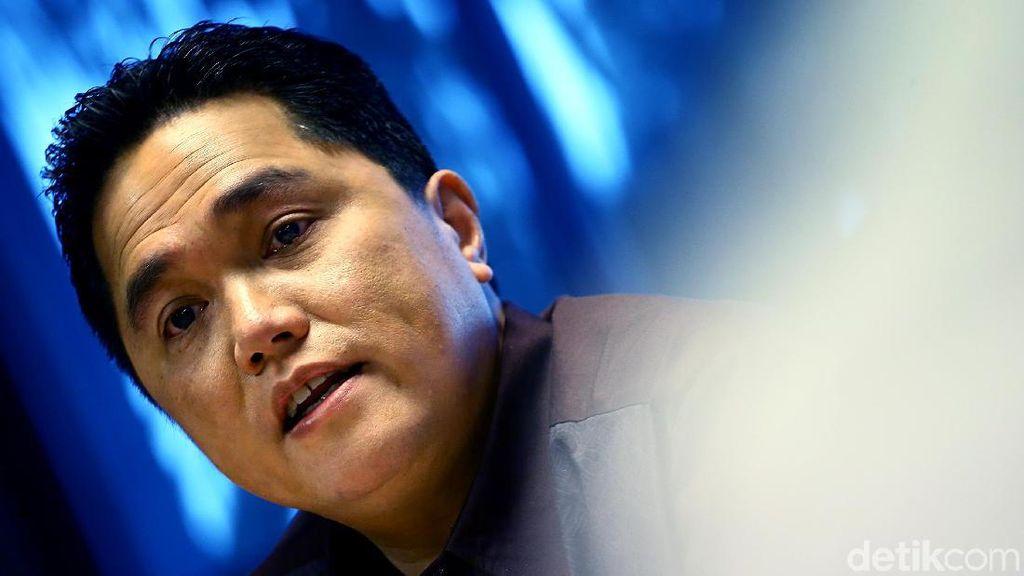 Erick Thohir Bakal Temani Sri Mulyani ke Dubai Bahas Impor Migas