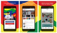 Aplikasi Jokowi Jadi Trending di Google Play Store