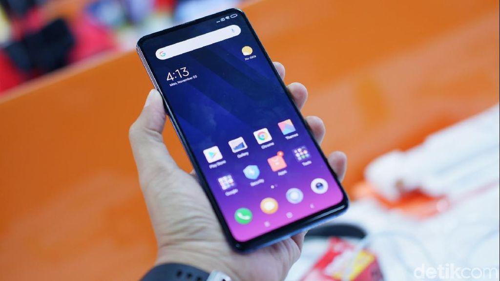 Kencan Singkat dengan Xiaomi Mi Mix 3