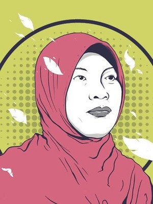 Baiq Nuril Makmun,Korban Pelecehan Yang Dipenjarakan Pelaku