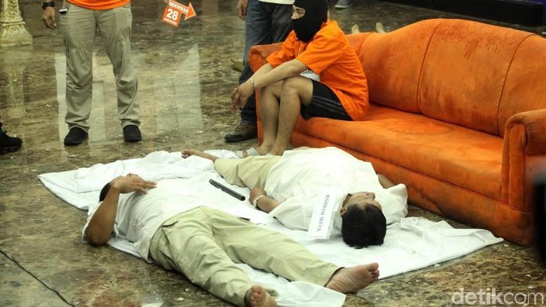 Polisi Gelar Rekonstruksi Pembunuhan Sekeluarga di Bekasi Besok