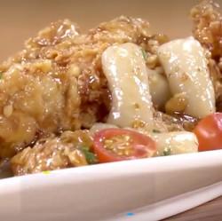 Resep Ayam Goreng Saus Madu ala Korea