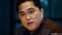Erick Thohir Sindir Telkom Anak Usahanya Lebih Untung
