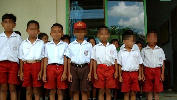 1 dari 3 anak Indonesia masih mengalami stunting. (Foto: dok Internet)