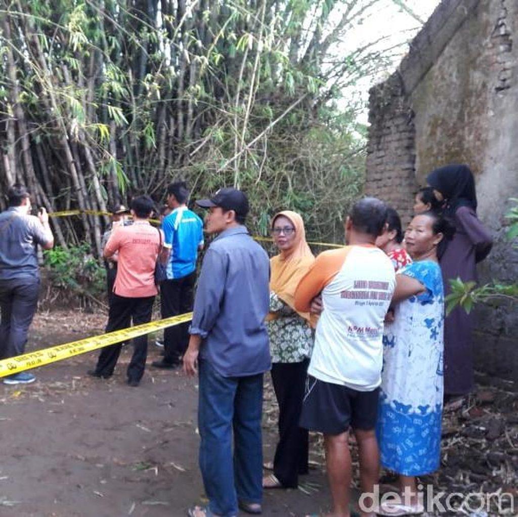 Kakek Sukimin Ditemukan Tewas di Bawah Bambu, Urat Lehernya Putus