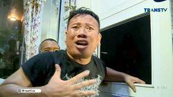Dipenjara, Vicky Prasetyo Bantah Cemarkan Nama Baik Angel Lelga