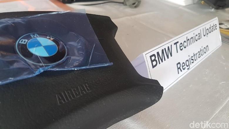 Recall BMW Foto: Rangga Rahardiansyah