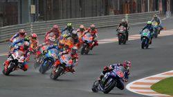 Tonton Live Streaming MotoGP Valencia di Sini