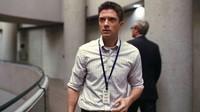 Karir Topher pun meredup hingga ia memerankan tokoh Getty di Interstellar.: Dok. Ist