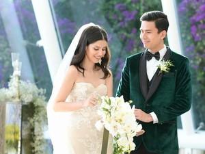 Indahnya Pesta Pernikahan Christian Bautista Didominasi Warna Putih di Bali