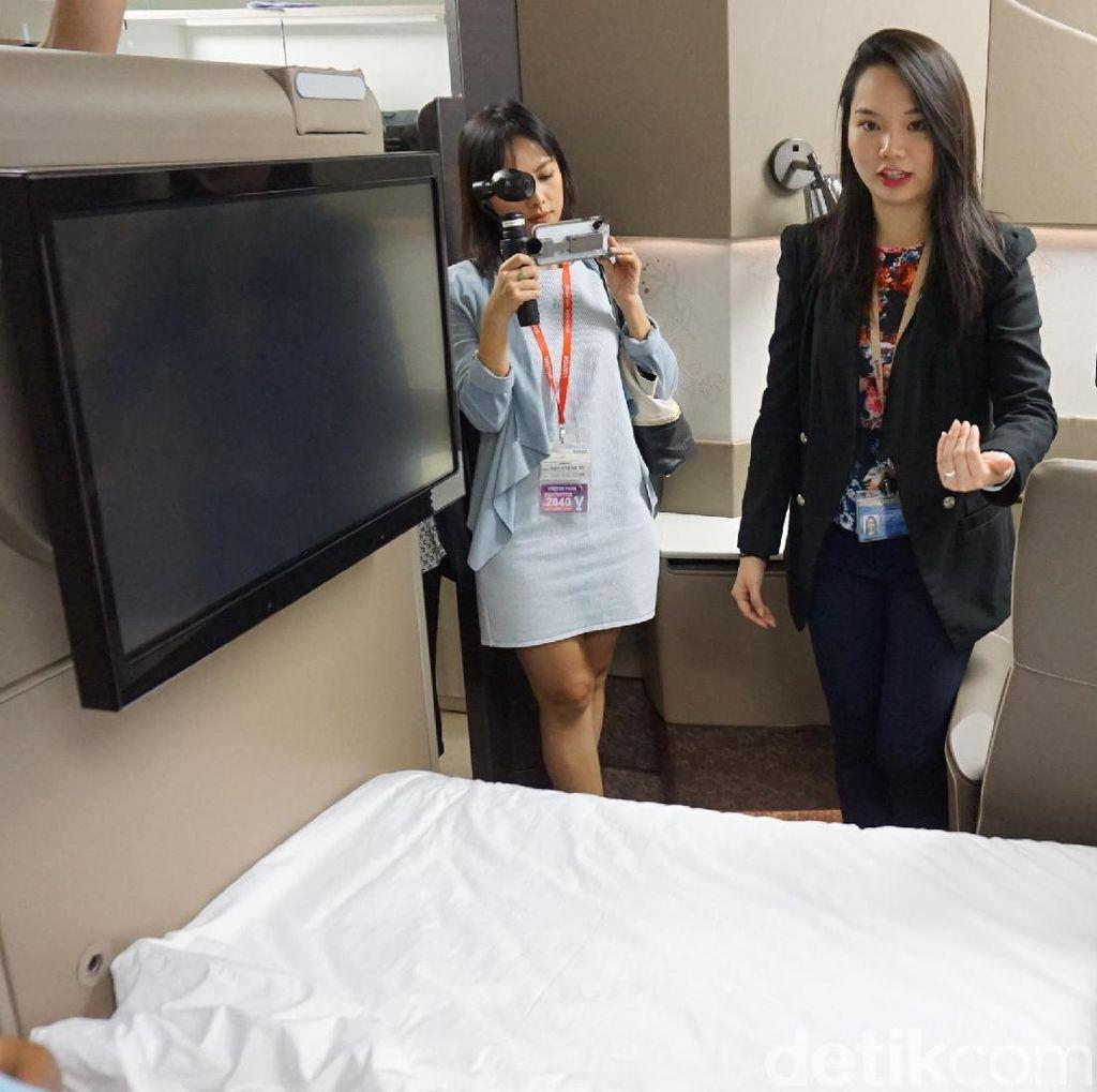 Rahasia Suite Class Singapore Airlines Diminati Orang Indonesia