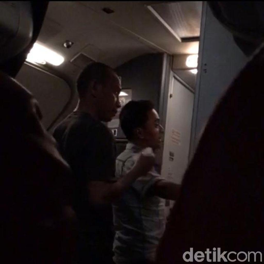 AC Lion Air Medan-Jakarta Mati Sebelum Terbang, Penumpang Protes